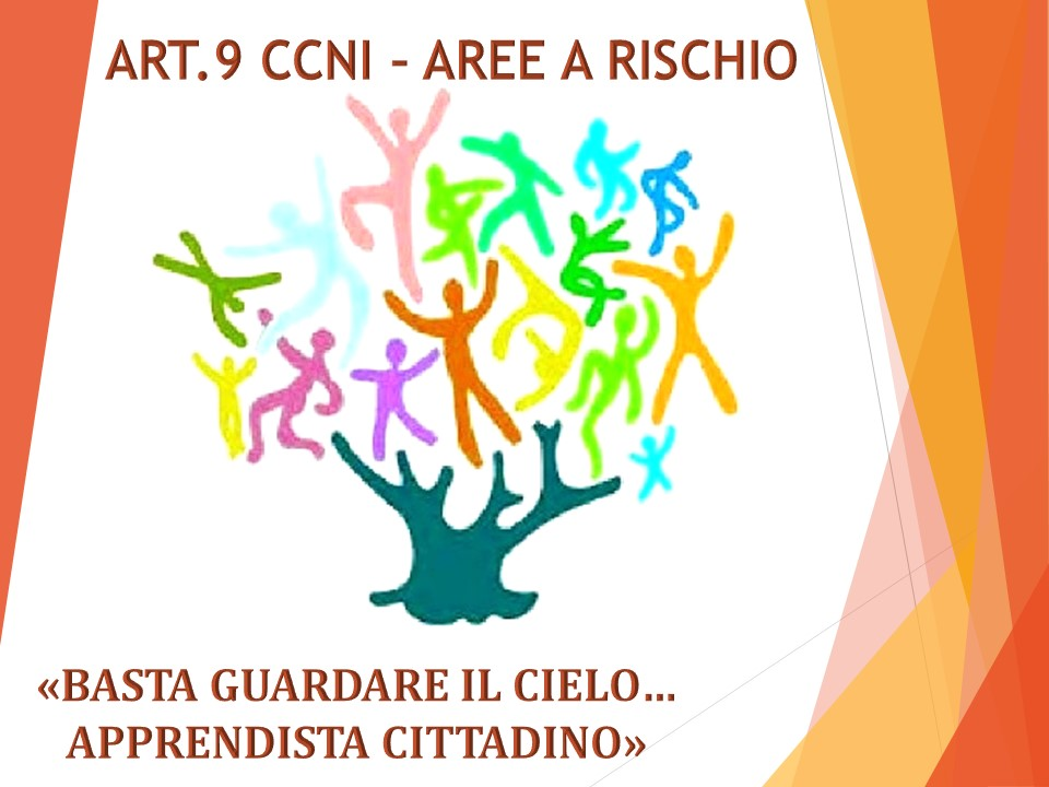 ART.9 CCNI -AREE A RISCHIO - Over the rainbow