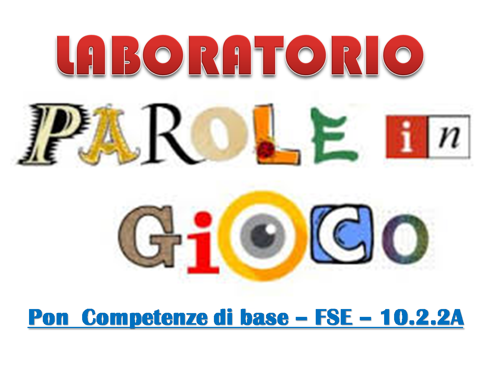 Laboratorio Parole in gioco