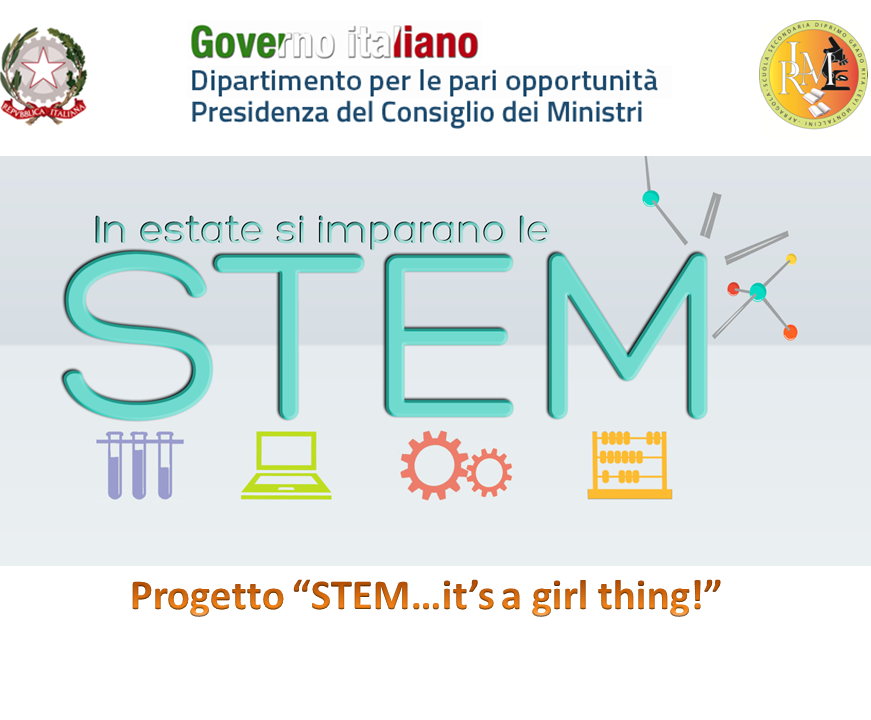 STEM...it's a girl thing!